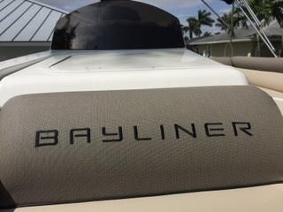 BAYLINER HAS HIT IT OUT OF THE PARK WITH THIS MODEL