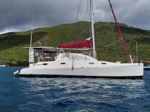 2012 Island Spirit 401