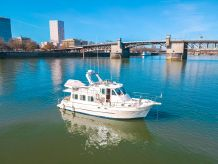 2007 North Pacific 43 Pilothouse