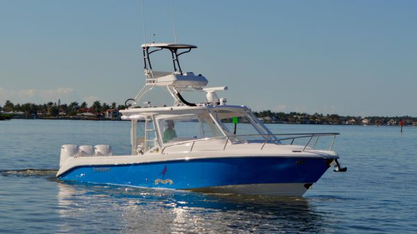 Everglades 350LX Profile