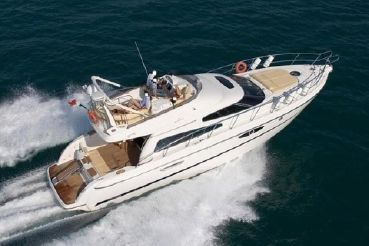 2007 Cranchi Atlantique 48 Flybridge