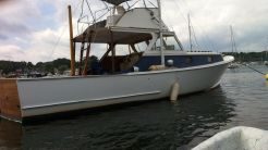 1972 Erwin Jones 37' Downeast