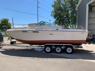 1977 Sea Ray 260 V