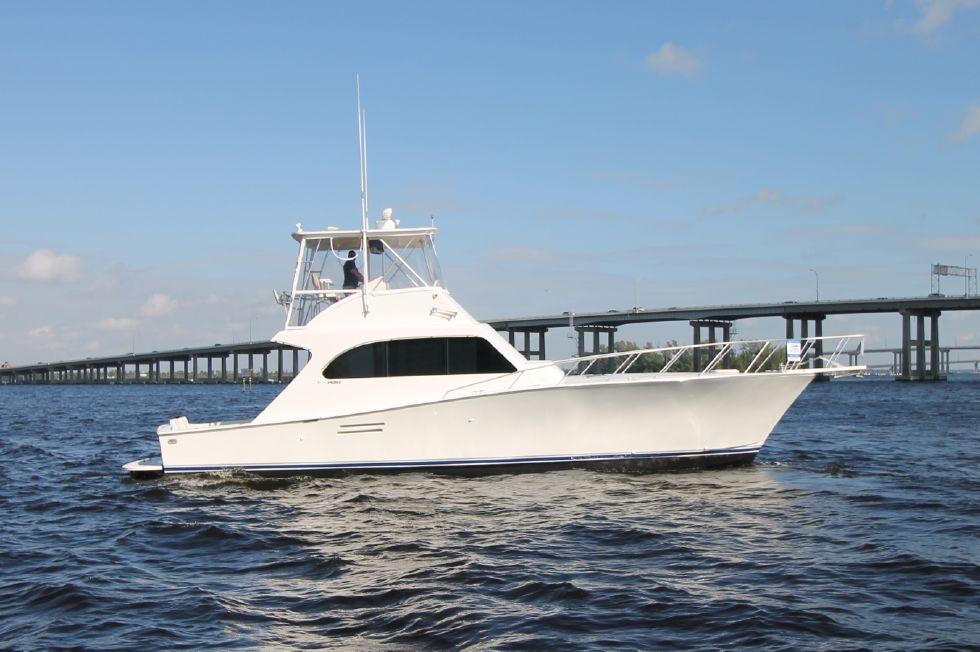 1995 Post 46 MK II Sportfish Convertible