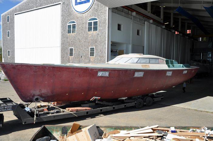 2015 Lyman-Morse Sell Rhode Island