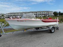 1965 Hydrodyne 17 Runabout