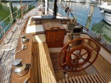 1981 Custom Formosa Boatbuilding Co.Ltd Formosa 47