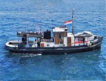 1940 Custom jh van eijk en zonen Holland Tug-boat