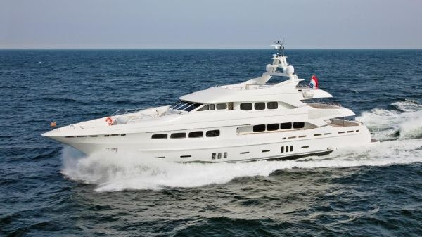 Dutch Yacht Builders Motor Yacht