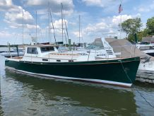 2001 William Garden Custom 40 Downeast Cruiser