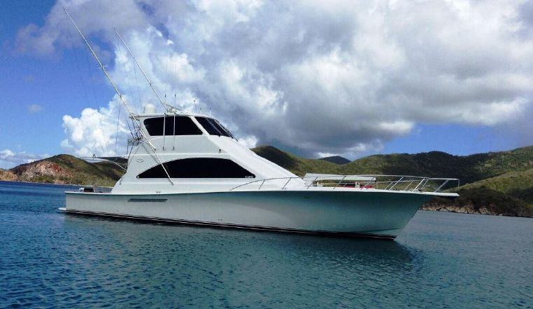2002 Ocean Yachts