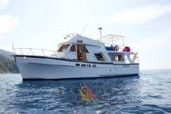 1982 Custom C & C Yacht Trawler 46