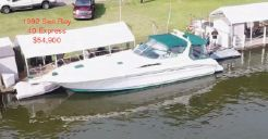 1992 Sea Ray 40 express