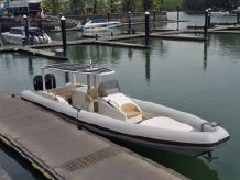 2010 Dariel 13m Custom Tender