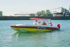 2016 Ocean Express 42 FSCC