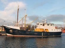 1961 Cutter motorboat