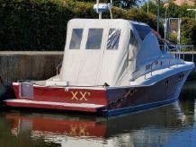 2008 Custom M.B.E. GRAYNURSE 37 HT natante