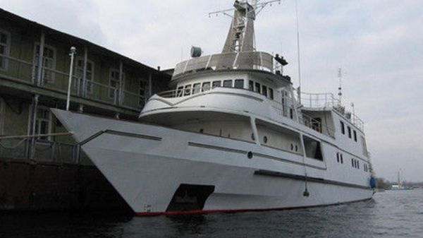 Visla Shipyard Motor yacht 37m Photo 1