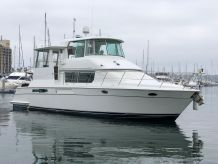 1997 Carver cockpit motor yacht