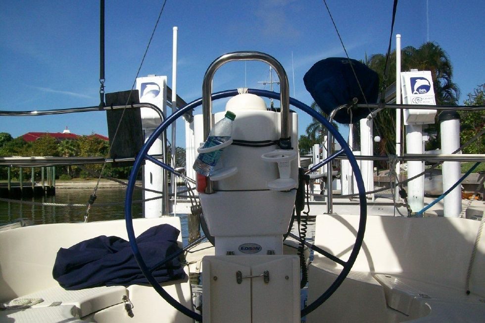 Seaward 32 RK Helm