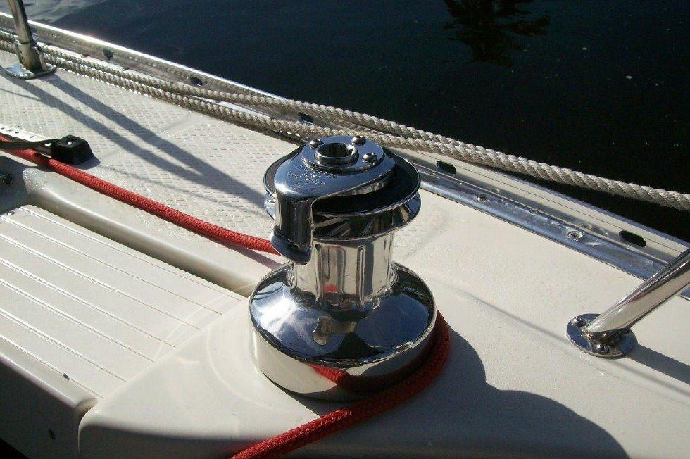 Seaward 32 RK Self Tailing Winch