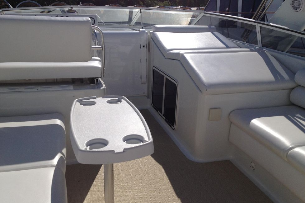 1991 Mainship 35 Open Express Boats For Sale Weber Yachts