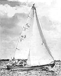 1969 Custom Easterly 30 sloop