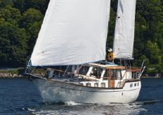 1982 Siltala Nauticat 44