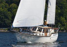 1982 Custom Siltala Nauticat Nauticat 44