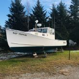 1986 Duffy Lobster Boat