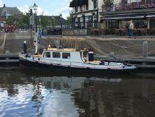 1930 Barge motor boat