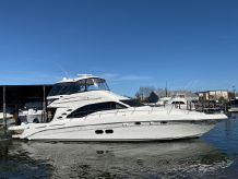2013 Sea Ray 580 Sedan Bridge