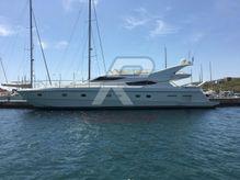 2002 Ferretti Yachts 620