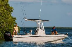 2014 Boston Whaler 210 Dauntless