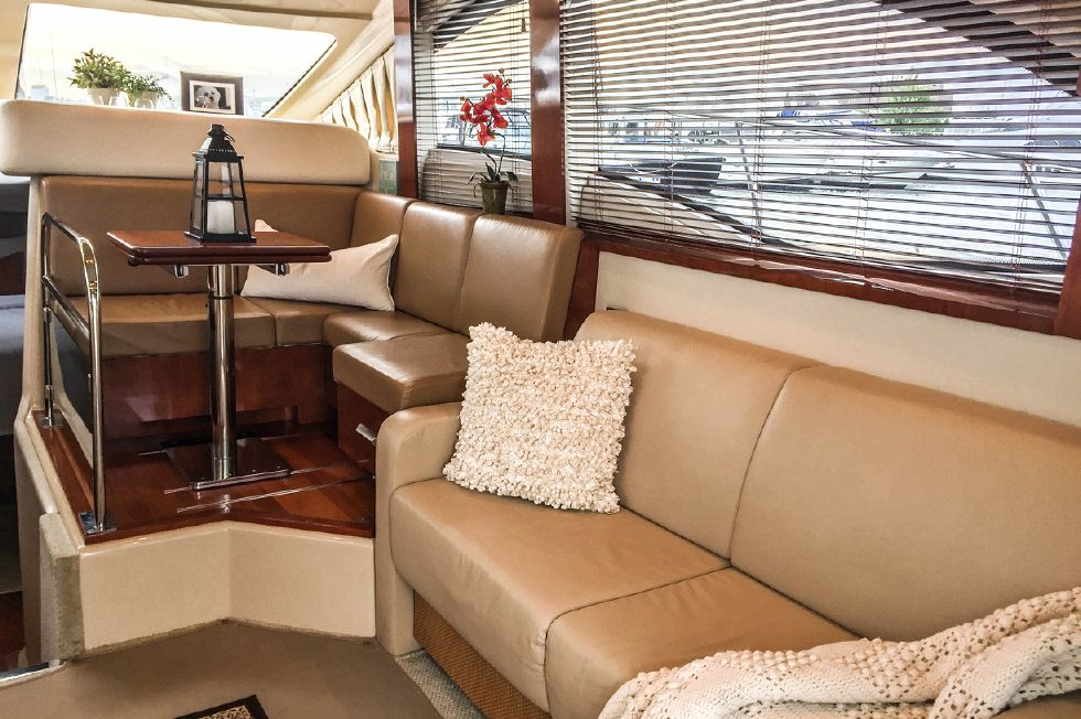 2007 Sea Ray 36 Sedan Bridge Boats for Sale - Weber Yachts