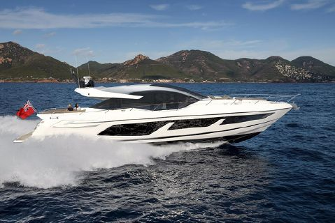 2019 Sunseeker Predator 74 - Manufacturer Provided Image