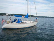 1984 Sabre 36 Sloop (Hull#1)