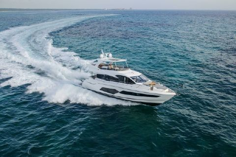 2019 Sunseeker Manhattan 66 - Manufacturer Provided Image: Sunseeker Manhattan 66