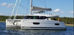 2017 Fountaine Pajot Lucia 40 Owners Version
