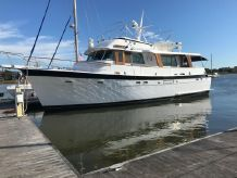 1976 Hatteras 58 Long Range Cruiser