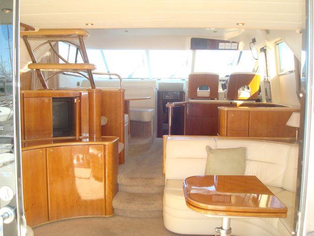 1999 Princess Viking Sport Cruisers For Sale BoatsalesListing