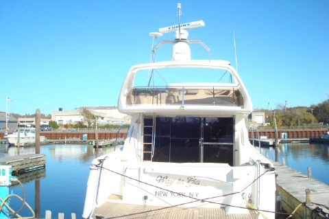 1999 Princess Viking Sport Cruisers 60' Flybridge