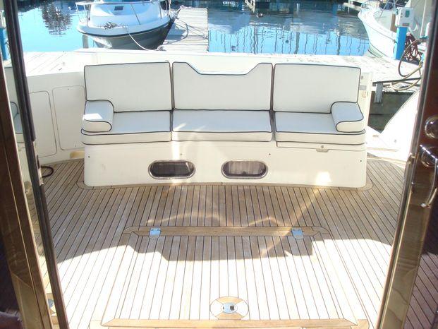 1999 Princess Viking Sport Cruisers BoatsalesListing Purchase