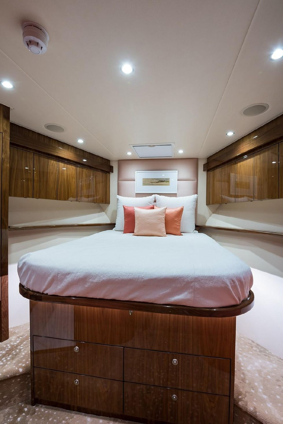 2019 Viking Enclosed - Forward Stateroom