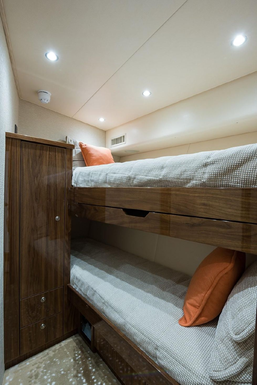 2019 Viking Enclosed - Forward Starboard Stateroom