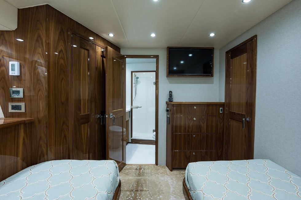2019 Viking Enclosed - Port Guest Stateroom