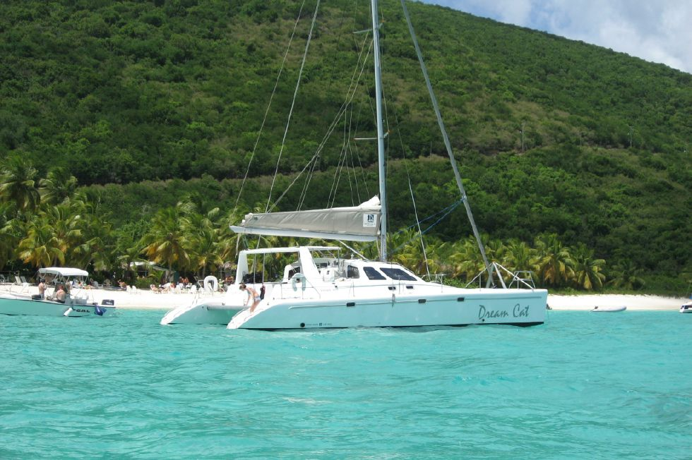2007 Voyage 450 - In the BVI