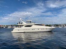 1998 Ferretti Yachts 731