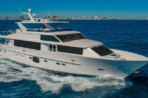 2020 Hargrave Raised Pilothouse