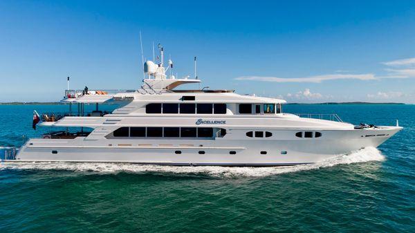 Richmond Yachts Tri-Deck Motor Yacht Profile